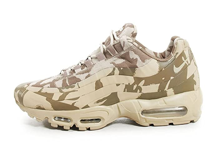 size 40 3ea40 85f36 Nike Air Max 95 UK Camo SP - Hemp Military Brown Trainer Size 11 UK   Amazon.co.uk  Shoes   Bags