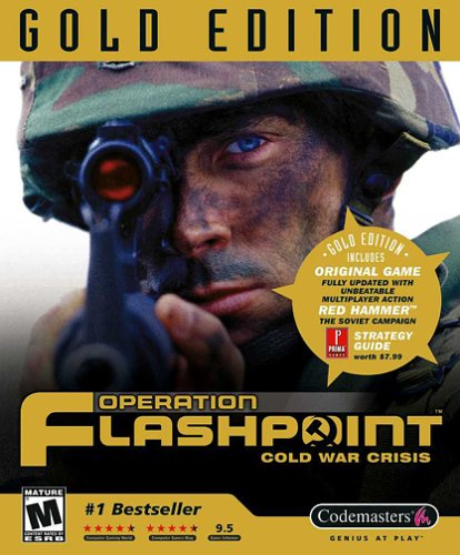 Operation Flashpoint: Cold War Crisis - Gold Edition