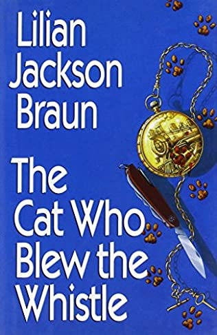 book cover of The Cat Who Blew the Whistle
