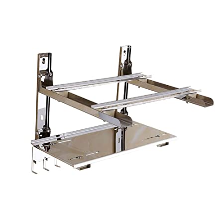 Shelf Rack - Soporte de microondas de Doble Capa de Acero ...