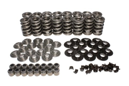 COMP Cams 26926TS-KIT Beehive Valve Spring Kit with Tool Steel Retainers for LS Engines (Beehive Cams Springs Comp)