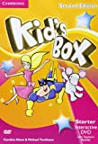 Kid's Box Starter Interactive DVD (NTSC) with Teacher's Booklet, Caroline Nixon and Michael Tomlinson, 1107631149