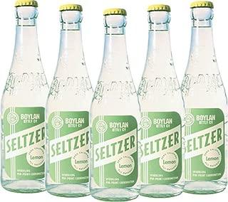product image for Boylan Lemon Seltzer, 12 Ounce (12 Glass Bottles)