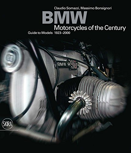 A reference book written by collectors for collectors. An essential guide to estimate and buy vintage motorbikes from this prestigious international brand. Ninety years after the first BMW, the R32, was created in 1923, this magnificent volume ser...
