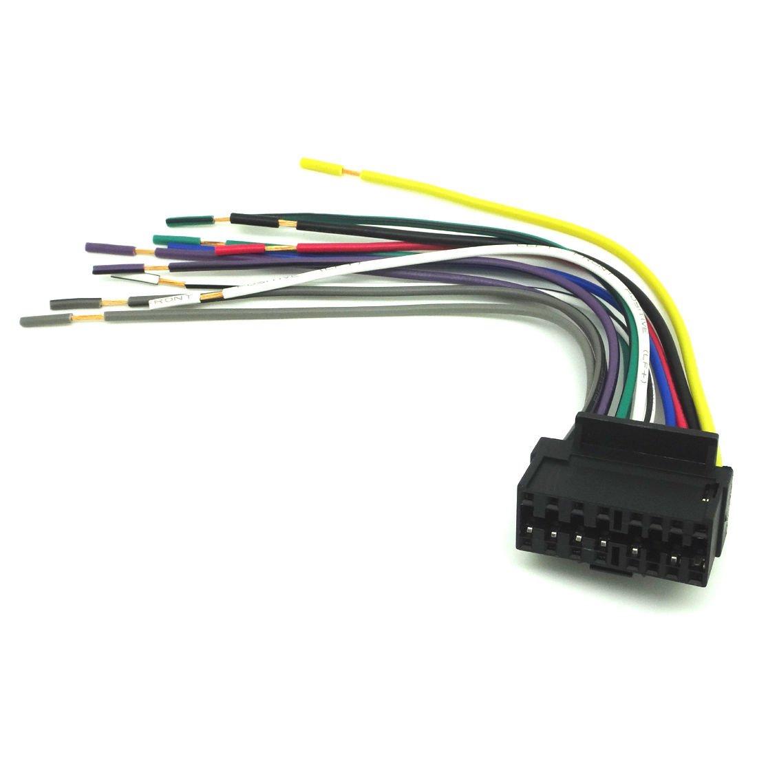 [WQZT_9871]  9D700 Boss 16 Pin Wiring Harness | Wiring Library | Boss Bv9976 Wiring Diagram |  | Wiring Library