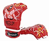 CC-JJ - Original Design Freedom Half Fingers Boxing (SIZE : M)