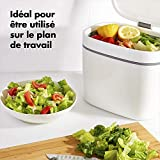 NEW OXO Good Grips Easy-Clean Compost Bin - 1.75