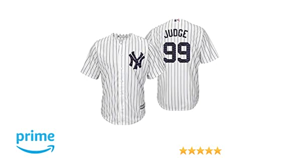 a91aaa71e ... cool base team jer 6562f b7d76  ebay amazon majestic athletic mens new  york yankees aaron judge 2018 stars stripes player jersey white