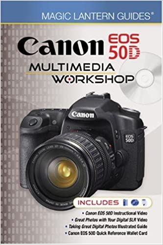 Canon EOS 50D Multimedia Workshop Magic Lantern Guides: Amazon.es ...