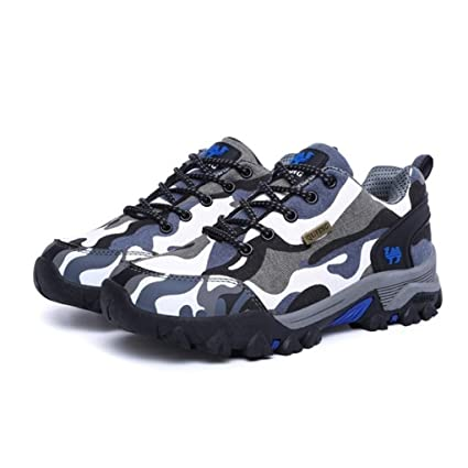 2535e3a09 Amazon.com  Hiking Shoes Women Men Water Resistant Camouflage Mountain  Climbing Shoes  Sports   Outdoors