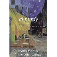 Rooms for Rent in the Outer Planets: Selected Poems 1962-1996