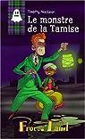 Timothy MacLean, tome 1 : Le Monstre de la Tamise par Migou
