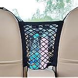9 Moon Universal Nylon Car Truck Storage Luggage Hooks Hanging Organizer Holder Seat Bag Mesh Net for Renault Duster Megane 2 Clio Fluence Can Clip Logan