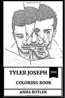 Twenty One Pilots Coloring Book Alternative Hip Hop Tyler Joseph