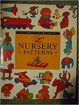 Book Nursery Patterns (Letts Pattern Library)