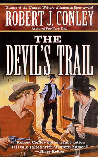book cover of The Devil\'s Trail