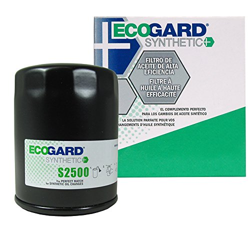 Cheap Ecogard S Spin On Engine Oil Filter For Synthetic Oil Premium Replacement Fits