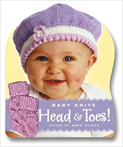 Knit Baby Head and Toes!