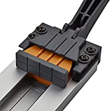 Bora WTX Clamp Edge & Straight Cut Guide For