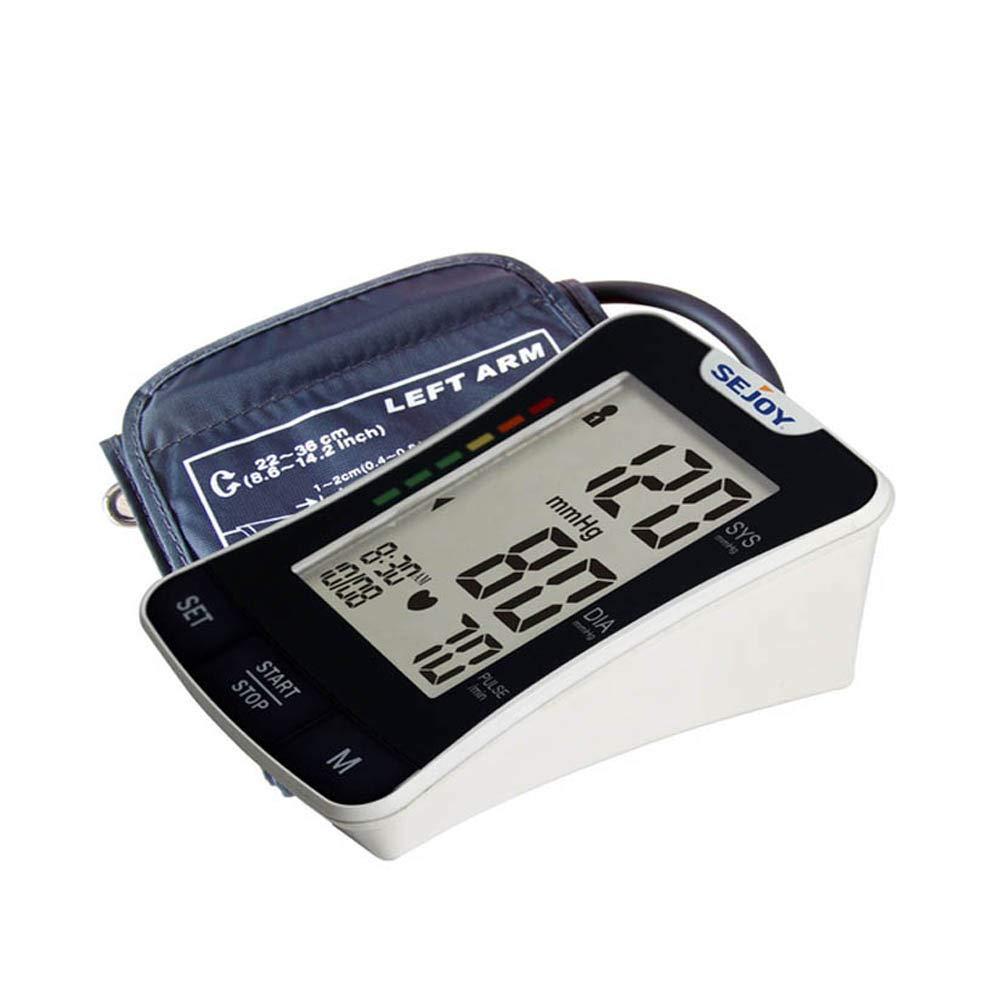 Tensiómetro de brazo - Medidor de presión arterial preciso ...