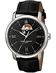 Baume & Mercier Mens 8689 Classima Skeleton Display Watch