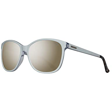 31c1775e154 Image Unavailable. Image not available for. Color  GUESS Women s Acetate  Square Soft Cat-Eye Sunglasses ...