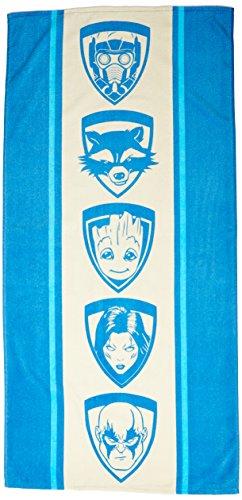 Marvel Guardians of The Galaxy 2 Shields Cotton Bath, Pool, Beach Towel, 28