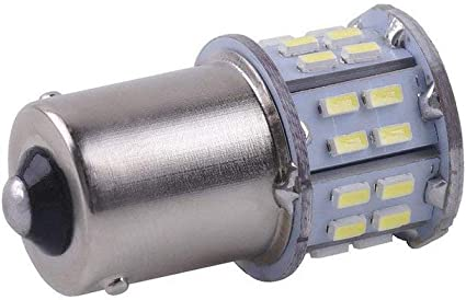2 Super Bright LED light bulbs Toro Craftsman Ariens Troy-Bilt snow blower bulb