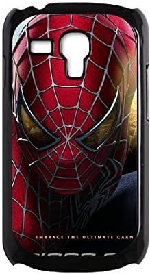 Amazon.com: For Samsung Galaxy S3 Mini i8190 Case, Iron Man ...