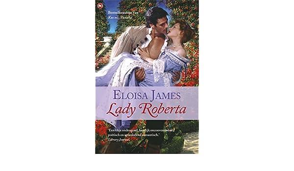 Lady Roberta (Dutch Edition) eBook: Eloisa James: Amazon.es: Tienda Kindle