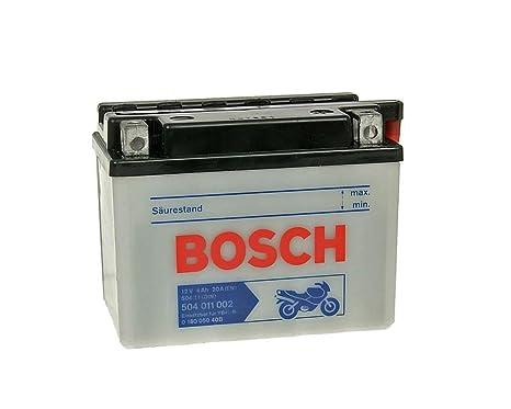 scarabeo 50 batteria