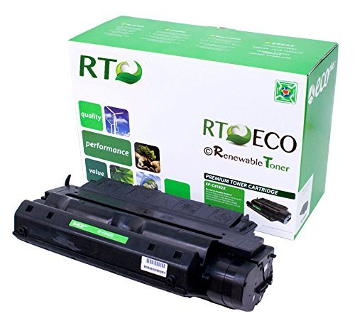 (Renewable Toner Compatible Toner Cartridge High Yield Replacement for HP C4182X 82X Laserjet 8100 8150)