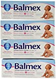 Balmex Diaper Rash Cream, 4 Count