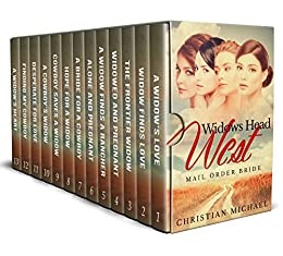 MAIL ORDER BRIDE Widows Head ebook product image