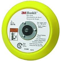 "3M 05776 Hookit 6"" Disc Pad (Pack of 10)"