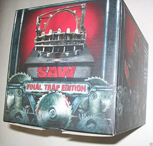 Saw 1-7 Limited Final Trap Box Edition Blu-ray