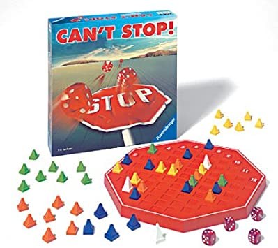 Ravensburger Can T Stop: Amazon.es: Juguetes y juegos