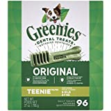 Greenies Monster-Pak 27oz Canister, Teenie (for dogs under 15lbs)
