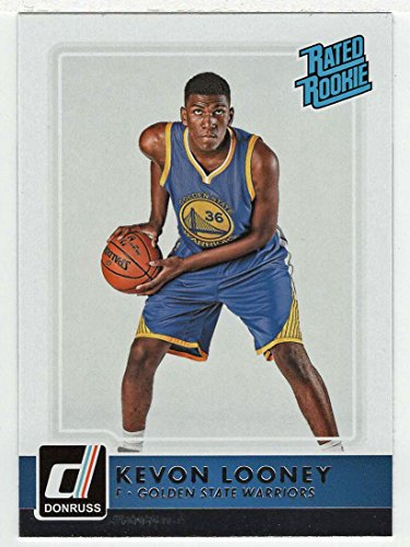 Kevon Looney RC (Basketball Card) 2015-16 Donruss Panini # 244 MT