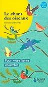 Le chant des oiseaux par d'Erceville