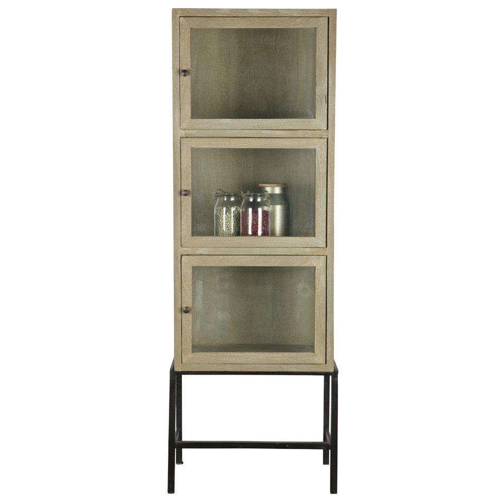 vitrinenschrank showcase i schrank vitrine arztschrank massivholz metall glas kaufen. Black Bedroom Furniture Sets. Home Design Ideas