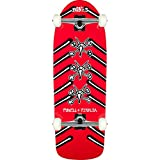 POWELL PERALTA Skateboard OG RAT BONES Red Assembled Re-Issue