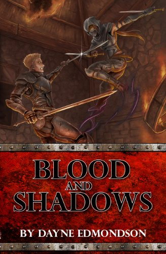 Book: Blood and Shadows (The Saga of the Seven Stars) by Dayne Edmondson