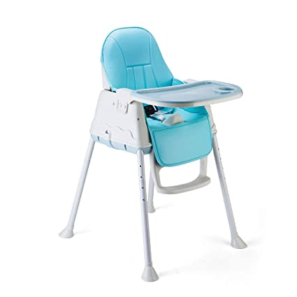 Image Unavailable  sc 1 st  Amazon.com & Amazon.com: Baby Kids High Chair Multi-Function Adjustable Booster ...