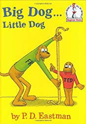 Big Dog...Little Dog (Beginner Books(R))
