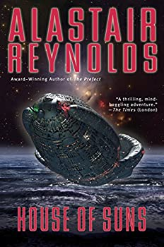 House of Suns by Alastair Reynolds science fiction book reviews