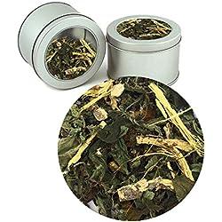 Ayurvedic Nargis Cold Relief Tea Indian Pure herbal Organic Ayurvedic Loose Tea Leaves(Buy 1 Get 1)Tea Leaves ( Makes 40 Cups) 2.82 oz By Nargis