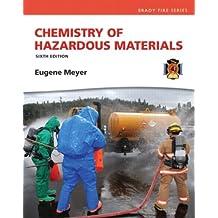 Chemistry of Hazardous Materials (6th Edition)