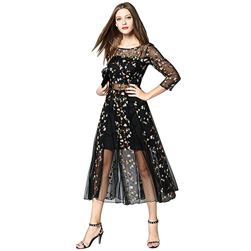 dezzal-womens-floral-embroidered-sheer-evening-cocktail-dressl