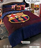 Comforter Set - Club Barcelona / Full